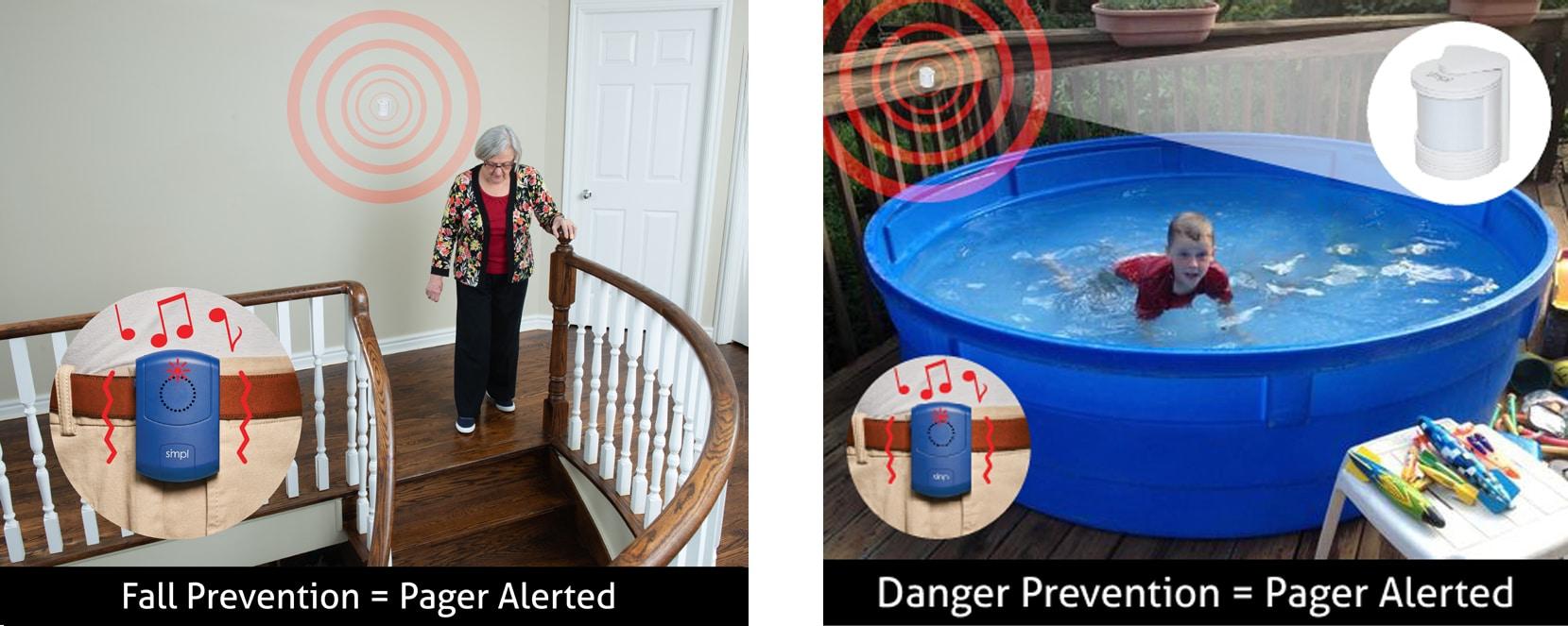 Fall Prevention - Danger Prevention