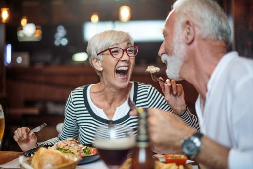 Meal Time and Nutritian for Seniors