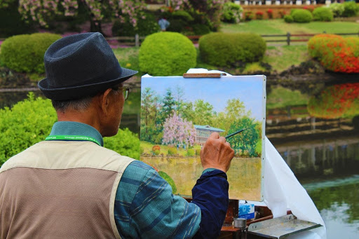 Using Art to Help Alzheimers Patients