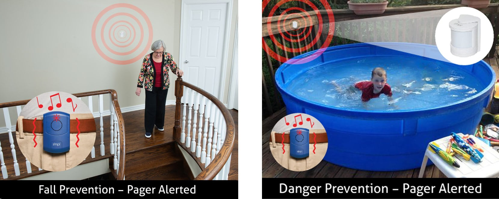 Fall Prevention - Danger Prevention