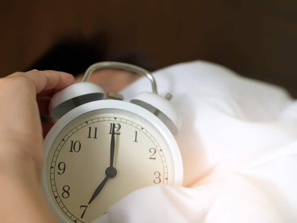 Link Between Lack of Sleep & Alzheimer-smpltec