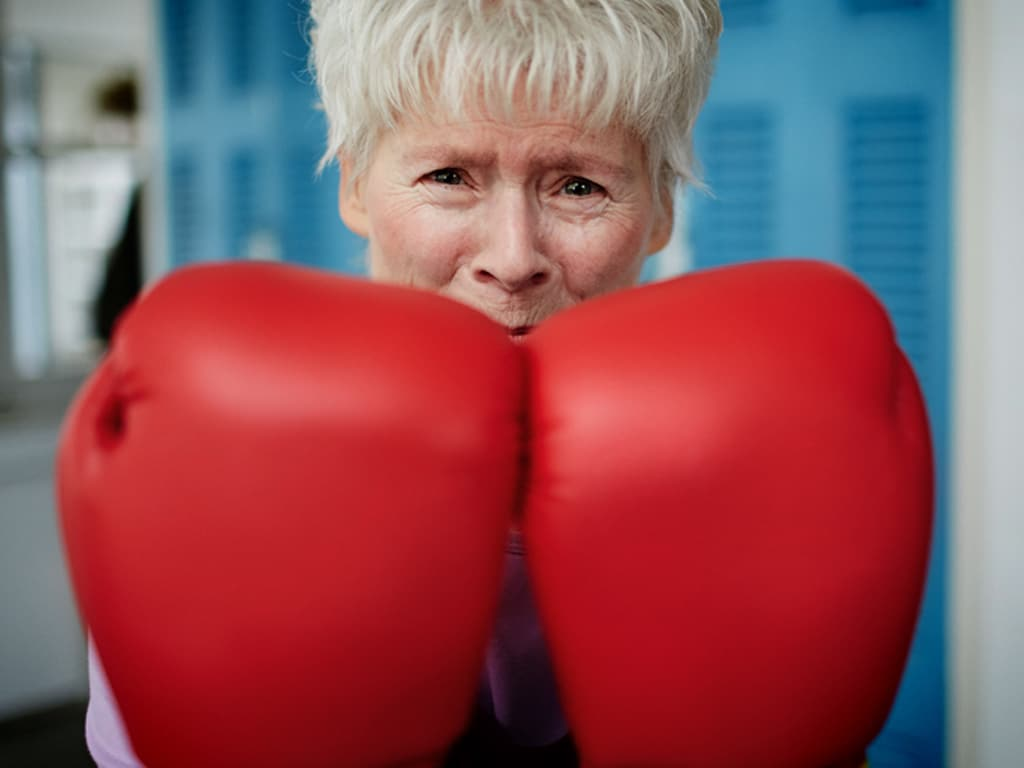 Helping Parkinson's Patients with Boxing smpltec