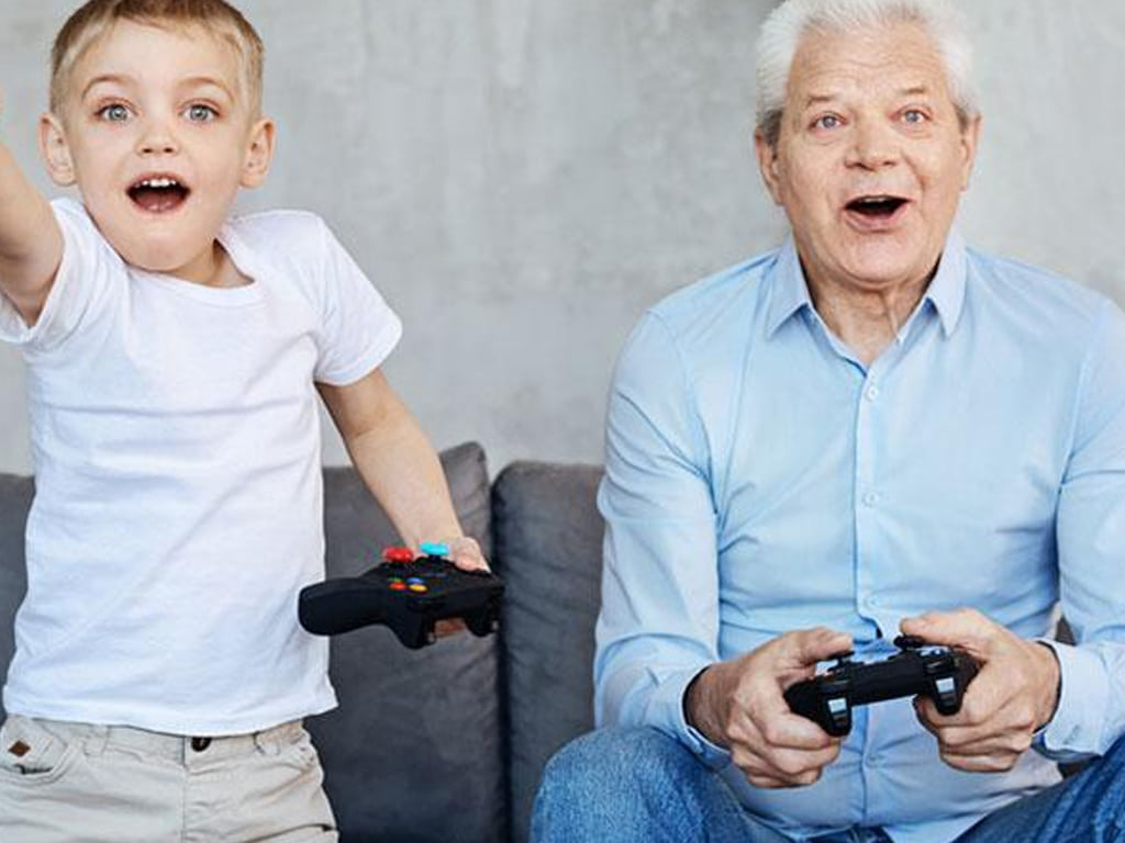 Gaming As A Tool To Help Seniors smpltec