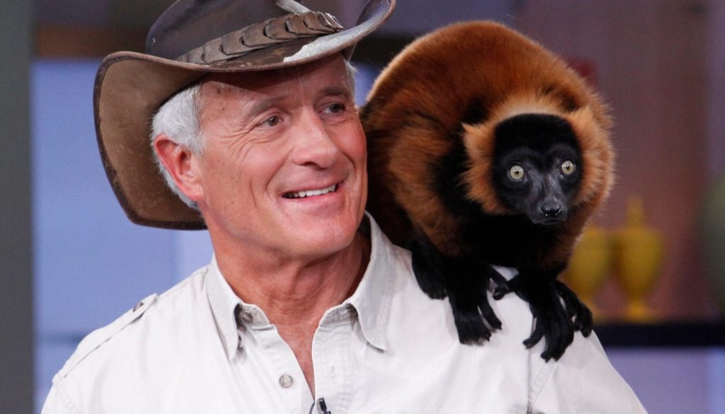 Celebrity Zoologist Jack Hanna Diagnosed with Alzheimers