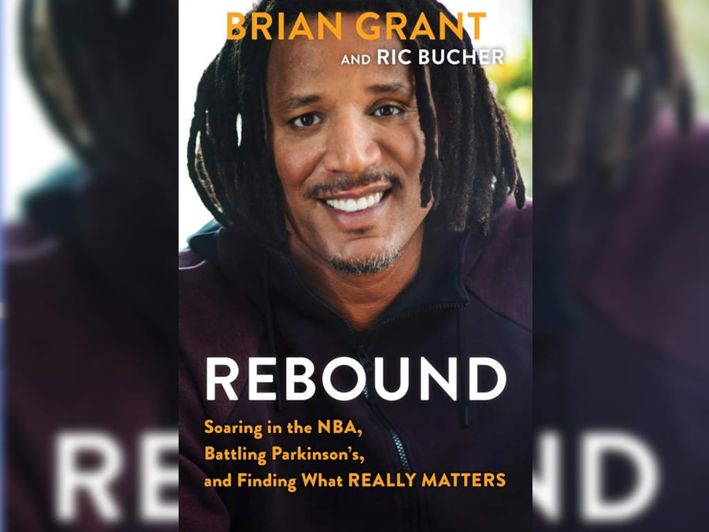 NBA Star Brian Grant